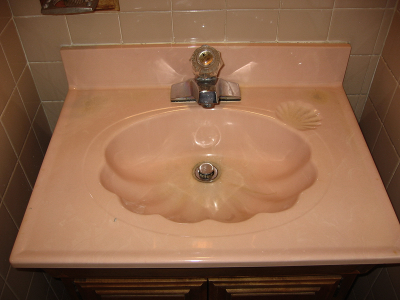 New Look Refinishing Can Make All The Sinks In Your House Look Like New!  Bathroom Sinks, Kitchen Sinks, And Utility Sinks All Get Discolored And  Worn Over ...
