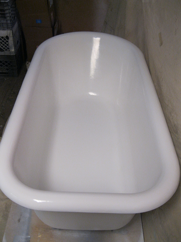 Clawfoot Tub Refinishing and Restoration in MA New Look Refinishing