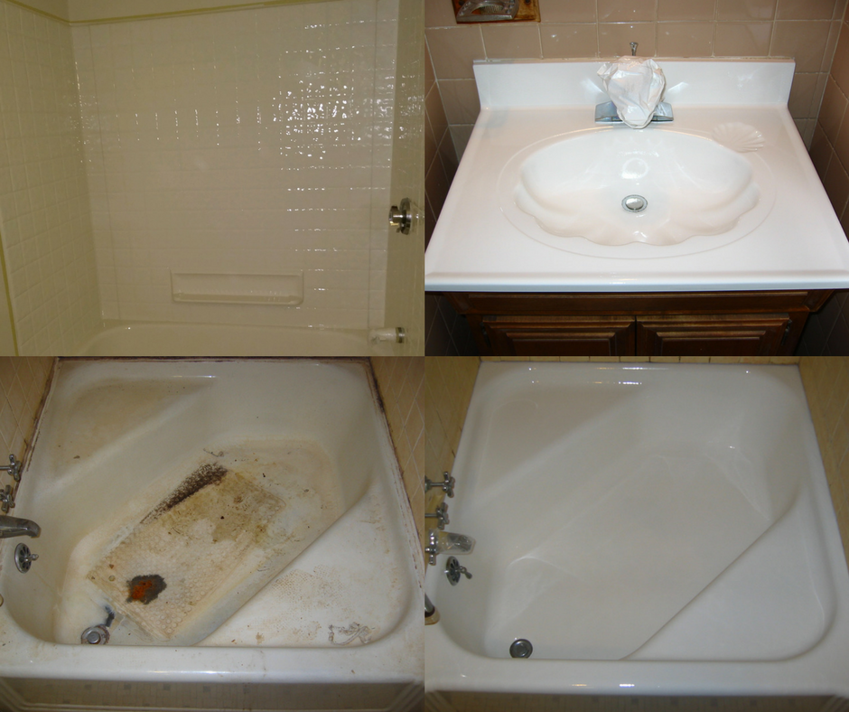 Tub Refinishing Tile Sinks And More New Look Refinishing Home Page